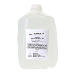 Antiseptic Rubbing Alcohol 75%, 1 Gallon