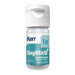 GingiBraid+ Retraction Cord Non-Impregnated