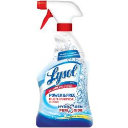 Lysol Bleach Free Hydrogen disinfectant Spray, Citrus, 22oz