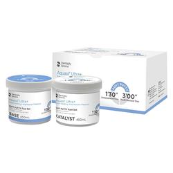 Aquasil Ultra+ Soft Hand Mix Soft Putty Fast Set  2 x 450Ml