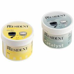 President Putty Fast Soft 2 × 300ml