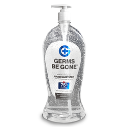 Germs Be Gone 75% Alcohol Hand Sanitizer 1L Bottle