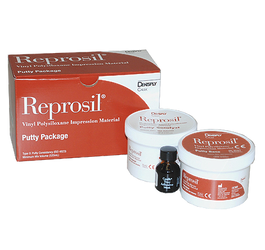 Reprosil Putty 260g Base & Catalyst