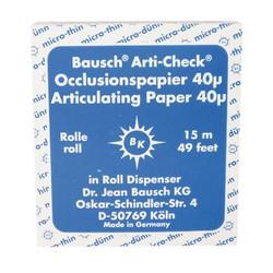 Articulating Paper Blue BK-13 16mm 15m/Roll