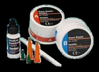 Core Paste Jar White/Fluoride Kit