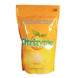 Citrizyme Concentrated Enzymatic Evacuation System Cleaner Unit Dose, 50/Pack