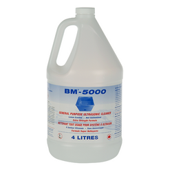 BM-5000 Ultrasonic Cleaner 4L/Bottle