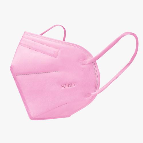 Pink KN95 Respiratory Masks 10/Box