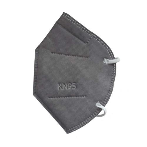 Grey KN95 Respiratory Masks 10/Box
