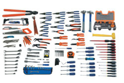 Williams 165 Pcs Electrical Maintenance Tool Set SAE Tools Only - JHWELECTRICAL