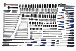 Williams Petroleum Oil Field Service Set 274 Pieces With Tool box WMSC-344TB
