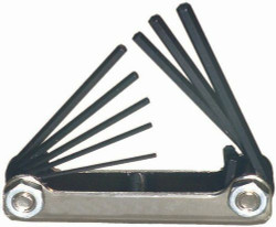 Williams Hex Key Set, 8 Pieces WS-45