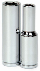 Expert E113592 6-Point 24mm Drive Impact Socket 1//2-Inch