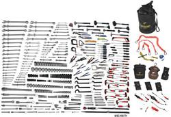 Tools@Height 409 Piece Master Maintenance Set WSC-409-TH