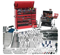 Williams 1390 Pcs Mammoth SAE & Metric Tool Set with Storage - JHWMAMMOTHTB