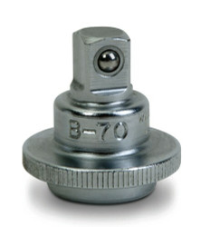 """1-1/4"""" Williams 3/8"""" Drive Tools At Height Ratchet Spinner B-70-TH"""