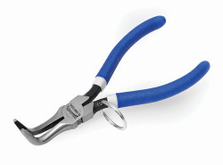 "6 1/4"" Williams Tools At Height Curved Chain - Nose Plier PL-126C-TH"