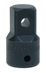 "1/2"" F X 3/4"" M Williams 1/2"" Dr Impact Adaptor - 42466"