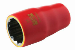 "12MM Bahco 1/2"" 1000V Drive Socket - 7800DMV-12"