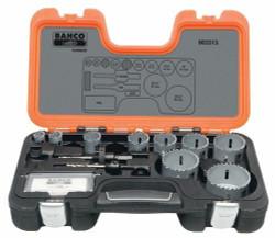 Bahco Professional Carbide-Tip Holesaw Set 13 Pieces - 863313