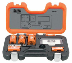 Bahco Professional Holesaw Set 7 Pieces - 862007
