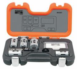 Bahco Professional Carbide-Tip Holesaw Set 7 Pieces - 863307