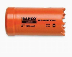 """1"""" Bahco Bi-Metal Holesaw - Individual Pack - 3830-25-VIP"""