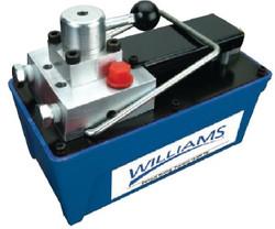 Williams 10,000 Psi Air Pump / 4 Way - 5AD150M
