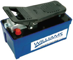 Williams 10,000 Psi Air Pump 91.5 Cu - 5AS150