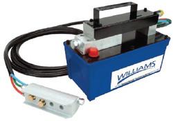 Williams 10,000 Psi Air Pump / Rmt Ctrl - 5AS150L