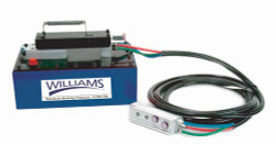 Williams 10,000 Psi Air Pump With Remote - 5AS380L