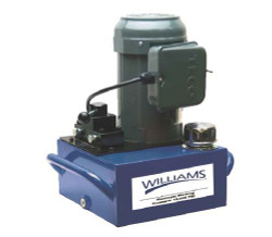 Williams Electric Pump - 1.0 H.P. and 2 Gal - 5E10H2G