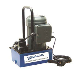 Williams Electric Pump with Pendant Switch - 1.5 H.P. 3 Gallon - 5E15H3GR