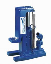 Williams 6 Ton Toe Jack - 4T06T