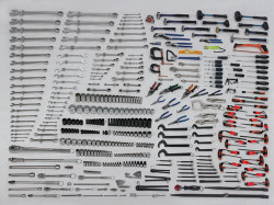 Bahco Tools at Height Master Maintenance Set Complete 409 Piece - WSC-409-THTB