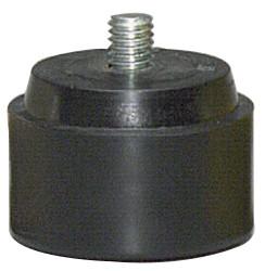 "1"" Williams Black Hard Hammer Tip - HSF-10H"