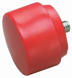 "1"" Williams Red Medium Hammer Tip - HSF-10M"