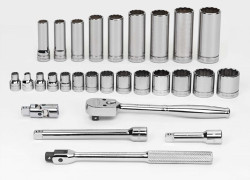 Williams Tool Set 12 Pt 28 Pcs - WSB-28F
