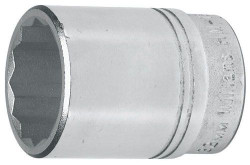 "1 9/16"" Williams 3/4"" Dr Shallow Socket 12 Pt - 33250"