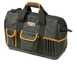 """19"""" Bahco Closed Tool Bag with Hard Bottom - 4750FB2-19A"""