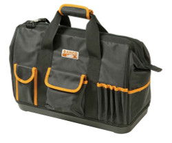 """24"""" Bahco Closed Tool Bag with Hard Bottom - 4750FB2-24A"""