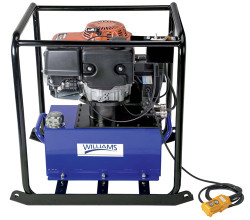 10 Gal Williams Gas Engine Pump - 4Way-3Position - 5G102H5G