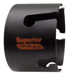 """4"""" Bahco Superior Holesaw - 3833-102-C"""