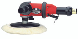 """Sioux Tools 8"""" Right Angle Polisher 1238L 