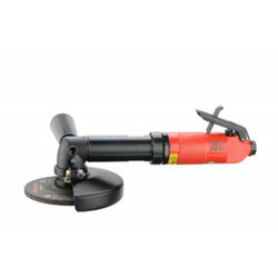 Sioux Tools SWG7AX1345 Right Angle Type 27 Extended Wheel Grinder   0.7 HP   13300 RPM   Front Exhaust
