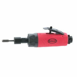 Sioux Tools SDG05S18M6S Straight Die Grinder | 0.5 HP | 18000 RPM | 300 Series Collet | Rear Exhaust