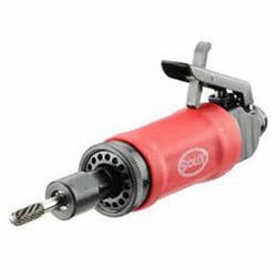 Sioux Tools SDGA1S25M6G Straight Metal Body Die Grinder | 1 HP | 25000 RPM | Front Exhaust
