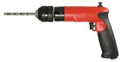 "Sioux Tools SDR10P25RK3R Rapid Reverse Drill | 1 HP | 2500 RPM | 3/8"" Keyless Chuck"