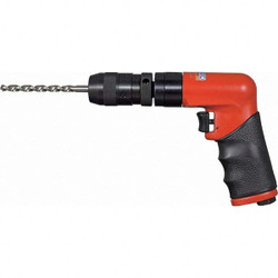 """Sioux Tools SDR4P60N2 Non-Reversible Pistol Grip Drill 