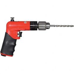 "Sioux Tools SDR4P20R2RR Rapid Reverse Drill | 0.4 HP | 2000 RPM | 1/4"" Keyless Chuck"